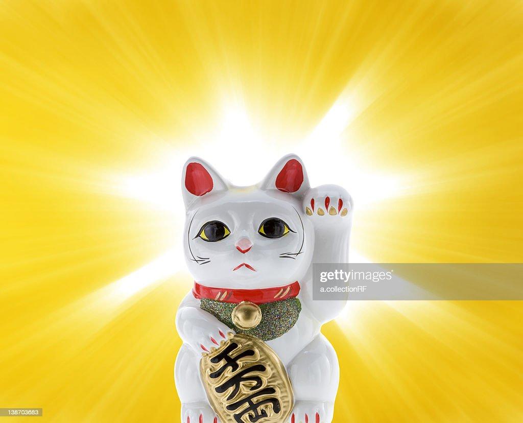 Maneki Neko : Stock Photo