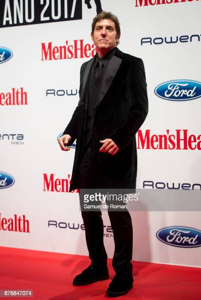 Manel Fuentes attends the Men's Health Awards 2017 on November 20 2017 in Madrid Spain