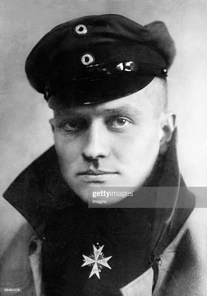 100 Years Since Death Of The Red Baron, Manfred von Richtofen