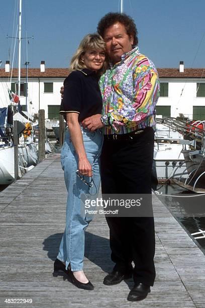 Manfred Durban und Ehefrau Helene ZDFSpecial 'Liebe ist mein erster Gedanke' Italien