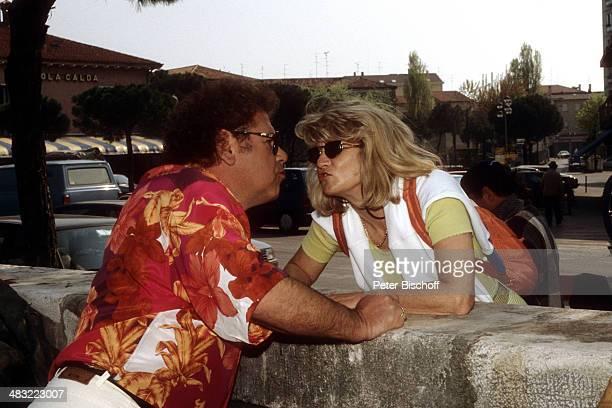 Manfred Durban und Ehefrau Helene ZDFSpecial Liebe ist mein erster Gedanke Italien
