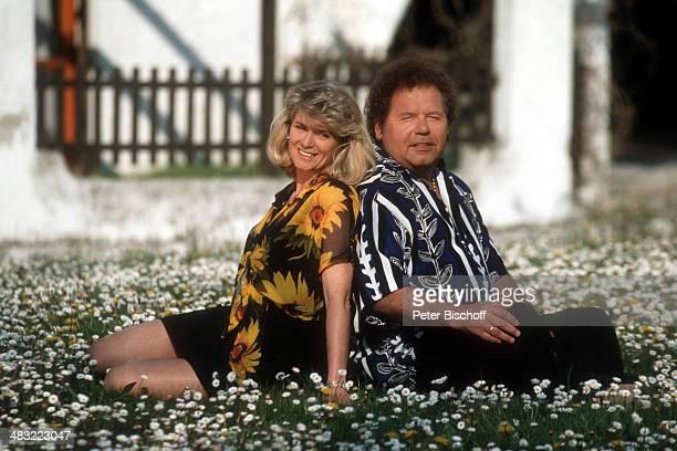 """Manfred Durban und Ehefrau Helene, ZDF-Special """"Liebe ist ... Mein erster Gedanke"""", Italien."""