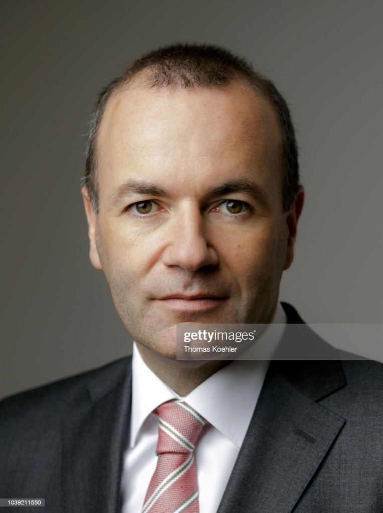 Manfred Weber, German Head Of The Christian Democrats In The European Parliament