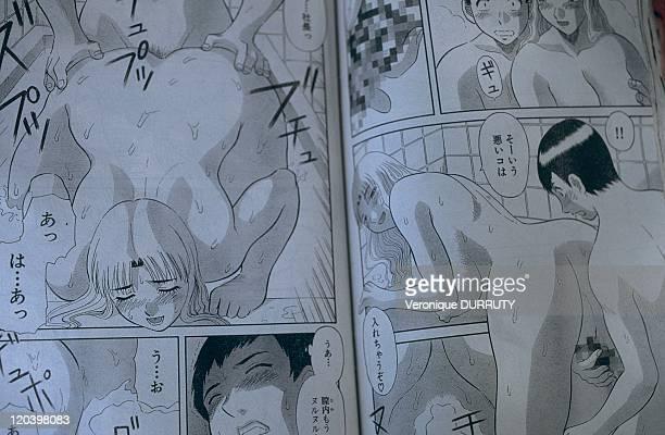 Manga in Japan