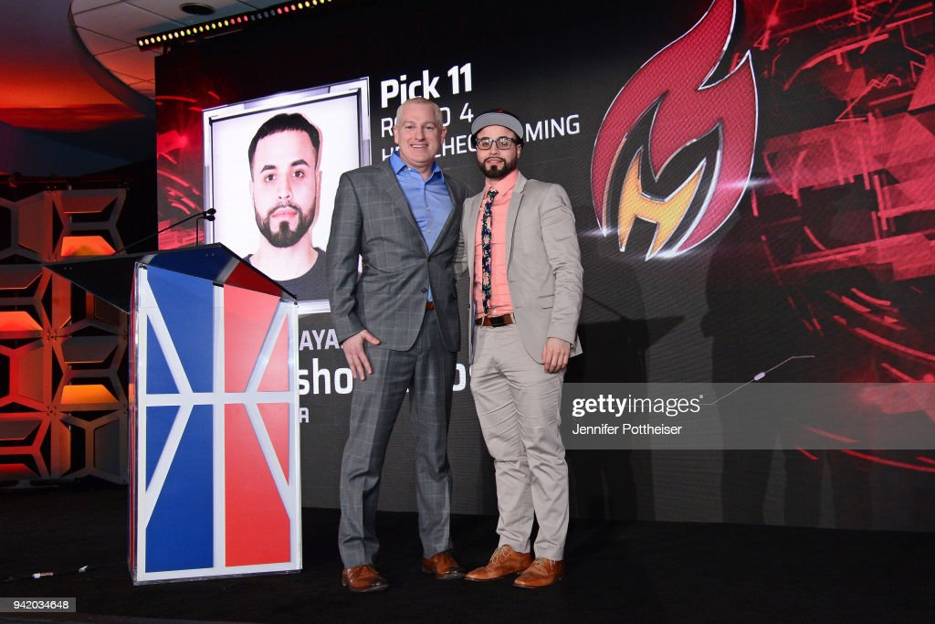 2018 NBA 2K Draft : News Photo