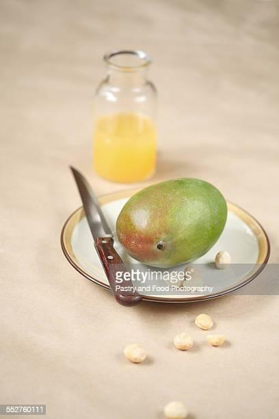 Mango and macadamia nuts