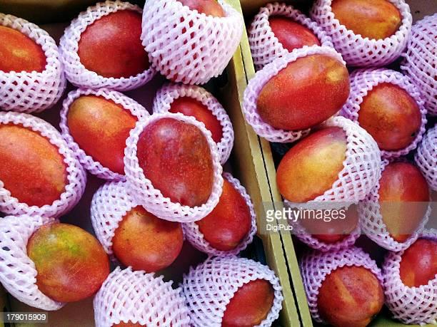 Mangoes from Taiwan