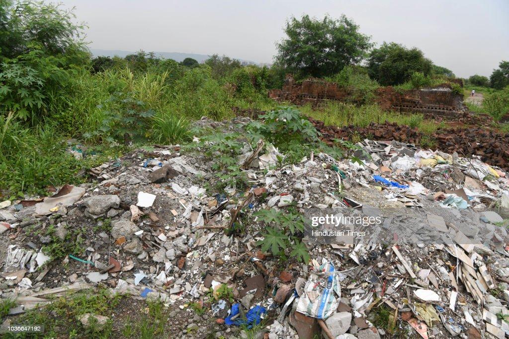 Mangroves Under Threat At Kharghar