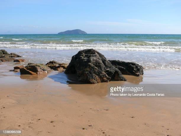 manguinhos beach - leonardo costa farias stock pictures, royalty-free photos & images