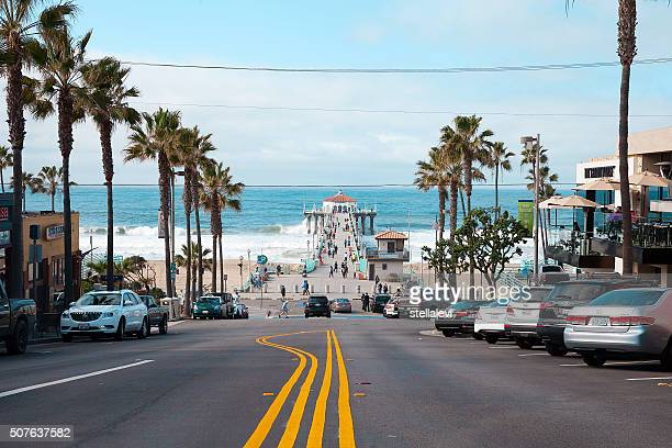 Manhattan Beach Wallpaper: 60 Top Manhattan Beach Pictures, Photos, & Images