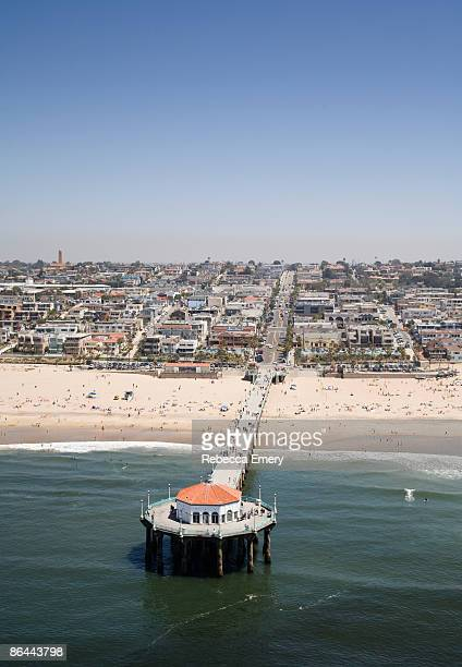 60 Top Manhattan Beach Pier Pictures Photos Images Getty Images