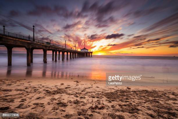13 138 Manhattan Beach Photos And Premium High Res Pictures Getty Images