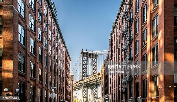 Manhattan Bridge - New York - USA