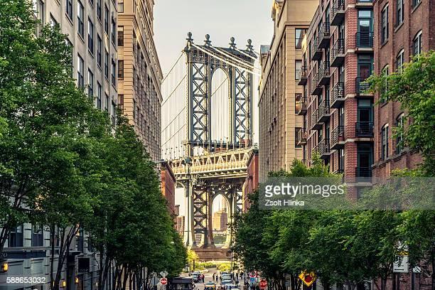Manhattan Bridge - New York - USA