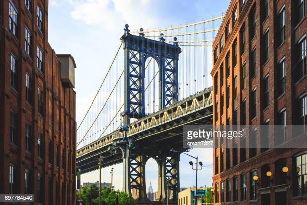 DUMBO –Manhattan Bridge