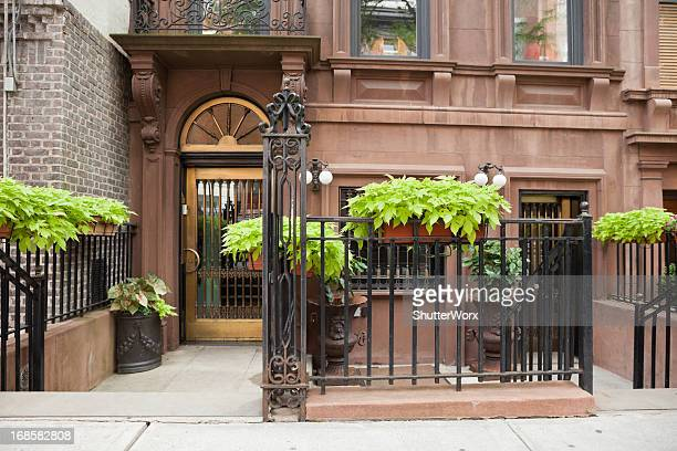 Manhattan Brownstone