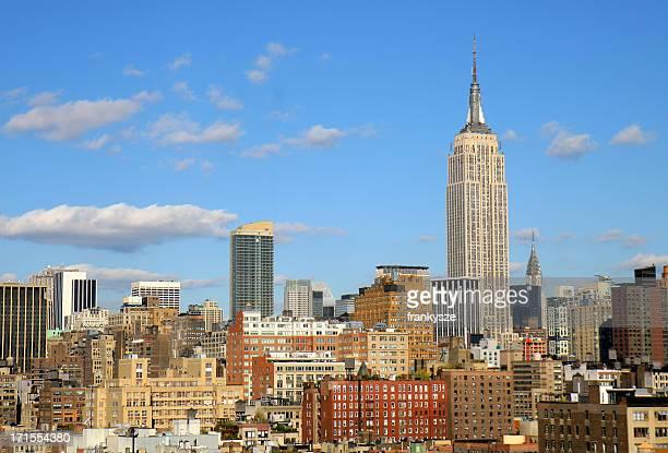 City Manhattan Empire State Building