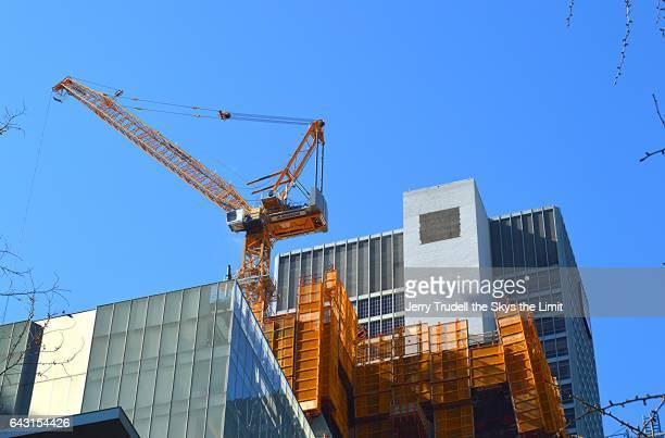 Manhattan construction boom