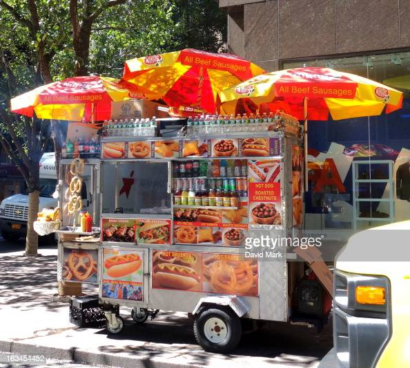 Best Food Cart In New York