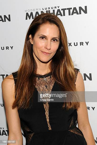 Manhattan Magazine Editor In Chief, Cristina Cuomo attends Manhattan Magazine Men's Issue party hosted By Zach Quinto on April 9, 2013 in New York,...