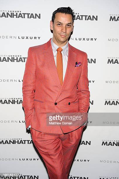 60 Top Manhattan Magazine Mens Issue Party Pictures, Photos