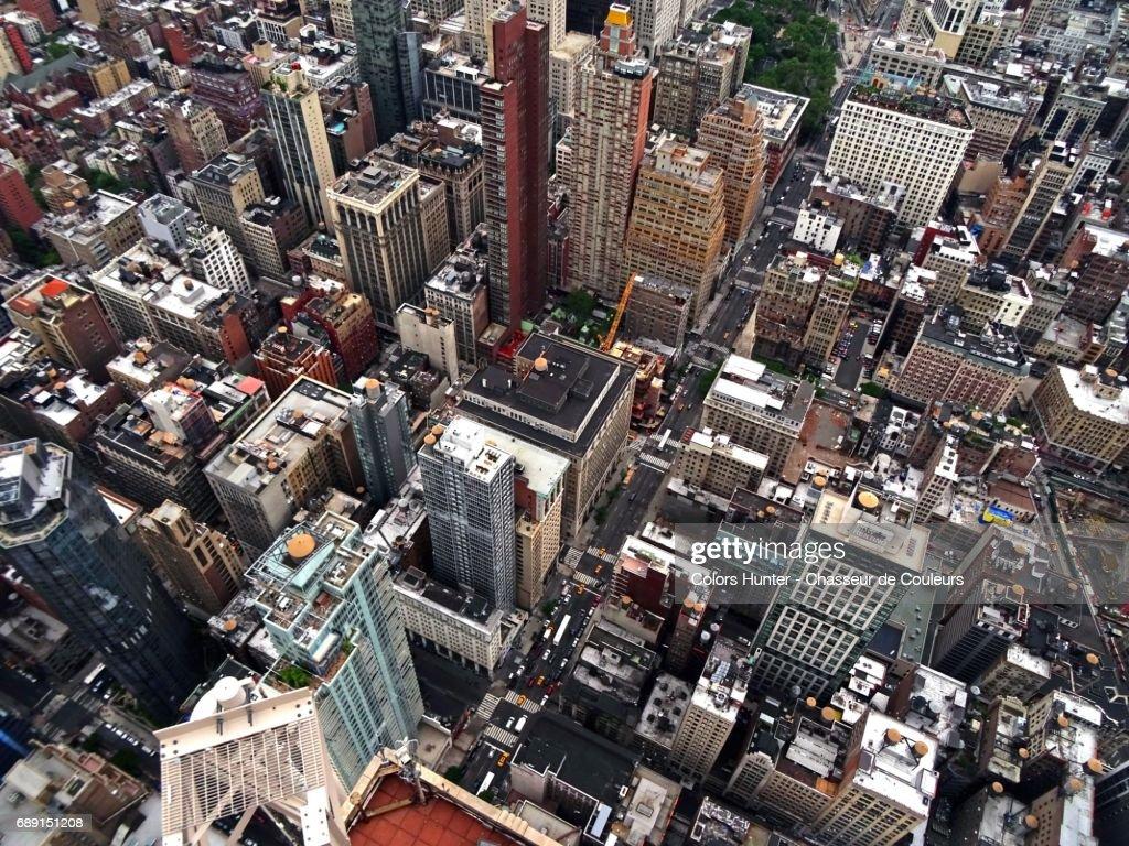 Manhattan Midtown View #2 : Stock Photo