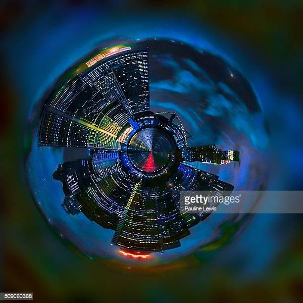Manhattan Mini Planet