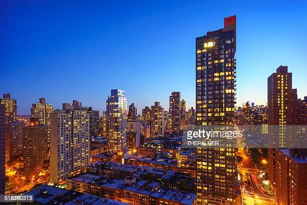 ニューヨークマンハッタンアッパーイーストサイド - アッパーイーストサイドマンハッタン ストックフォトと画像