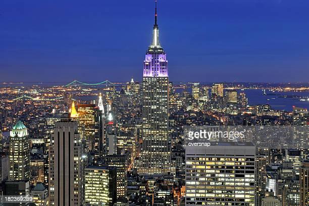 Manhattan Nächte