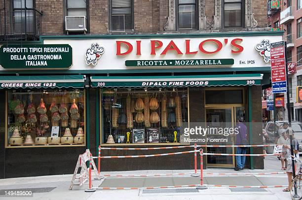 Manhattan NY CityDi Palo's Ricotta & Mozzarella Store