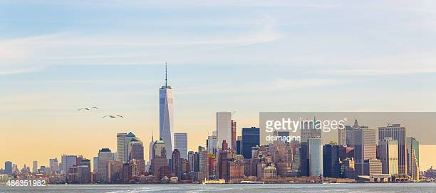 Manhattan skyline, New York City