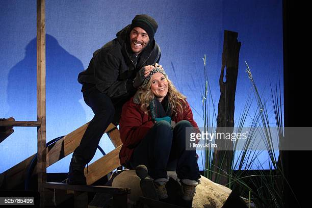 Manhattan Theater Club with Ars Nova presents Sharyn Rothstein's 'By the Water' at City Center Stage II on Sunday night November 2 2014It's directed...
