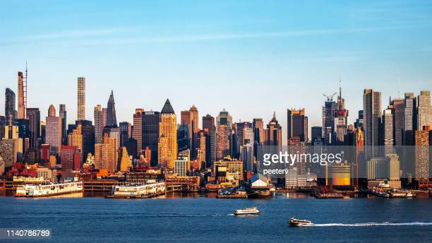 Manhattan view, New York City