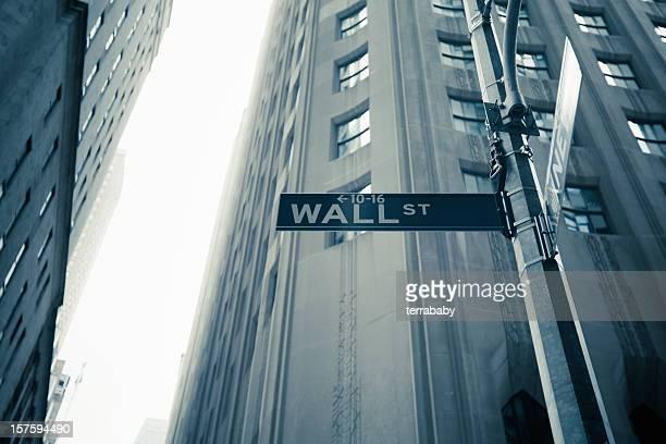 マンハッタンウォールストリート、ニューヨーク市