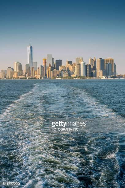Manhattan water view