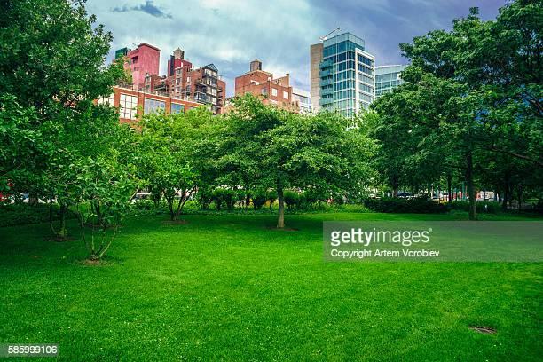 Manhattan West Side near Chelsea Piers
