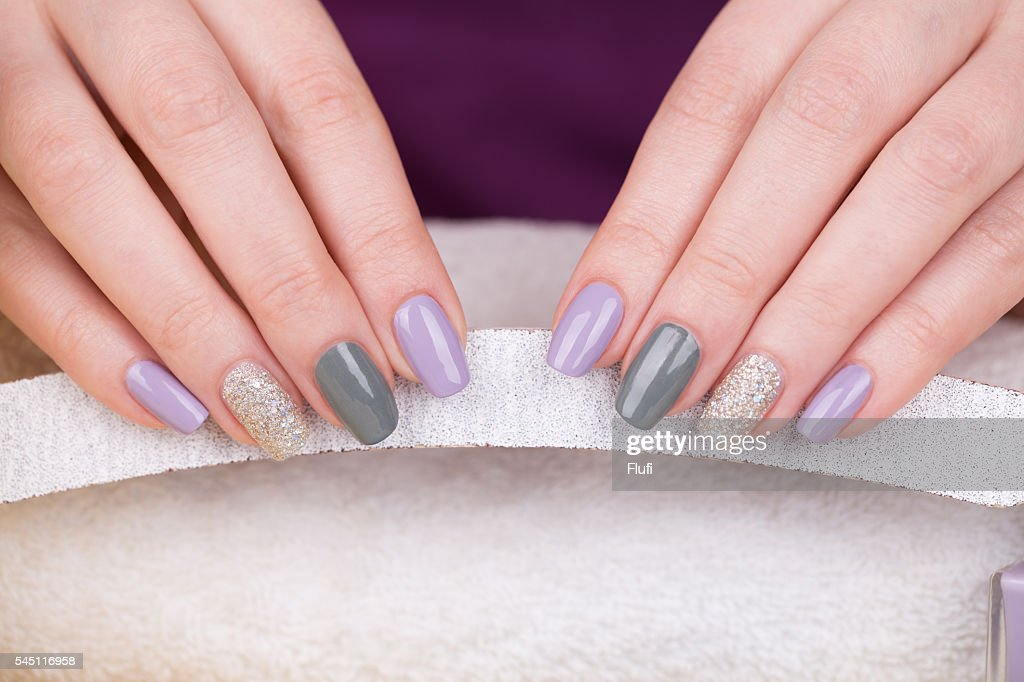 Manicure : Stock Photo