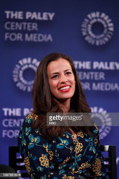MANIFEST 'Manifest' Panel at Paley Live in New York City Pictured Athena Karkanis