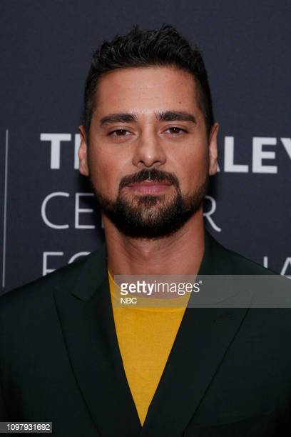 MANIFEST 'Manifest' Panel at Paley Live in New York City Pictured JR Ramirez