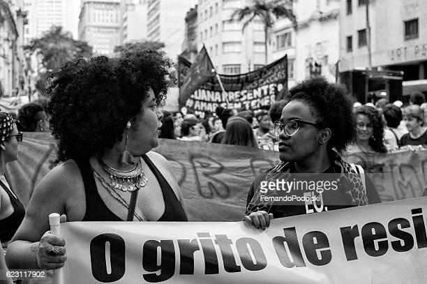 Manifestation of Gay Women