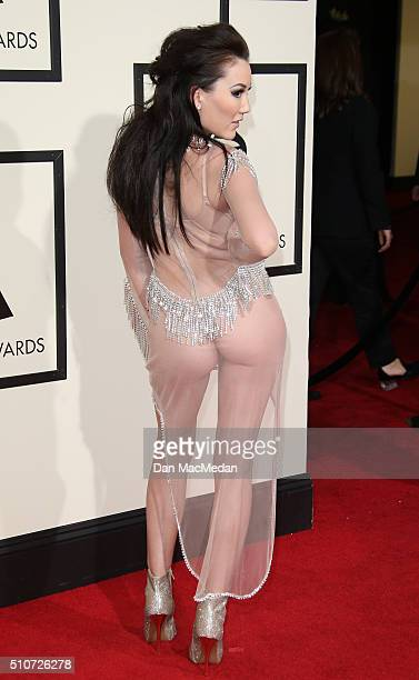 Manika attends The 58th GRAMMY Awards at Staples Center on February 15 2016 in Los Angeles California