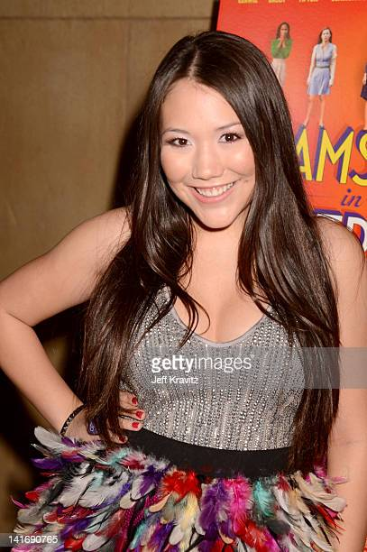 Manika attends the Los Angeles premiere of 'Damsels In Distress' at American Cinematheque's Egyptian Theatre on March 21 2012 in Hollywood California