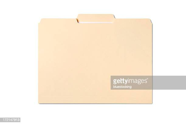 manila file folder - file stock pictures, royalty-free photos & images