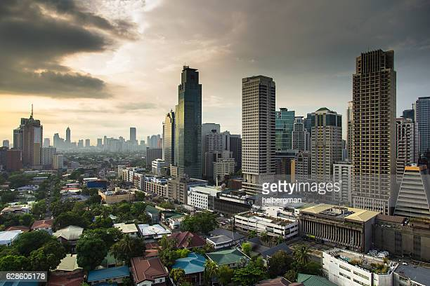 manila morining - manila philippines stock pictures, royalty-free photos & images