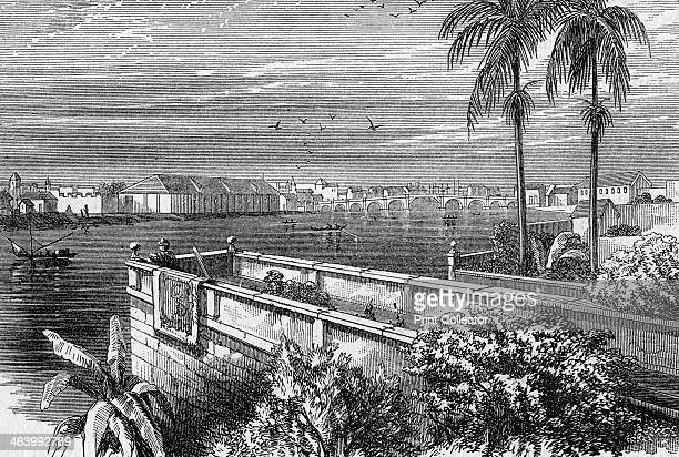 Manila, Philippines, c1880. The Philippines were a Spanish colony at the time.