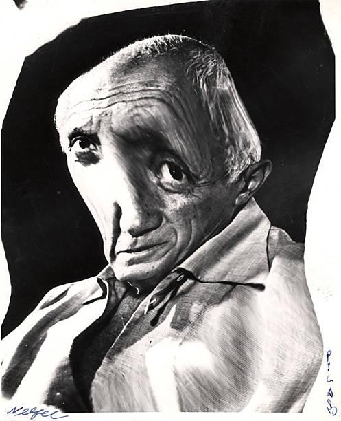 ESP: 25th October 1881 - Pablo Picasso Is Born