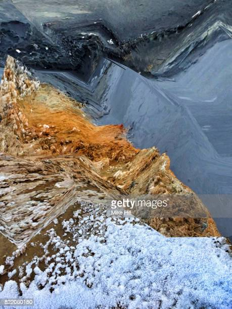 Manipulated Image of Geothermal area
