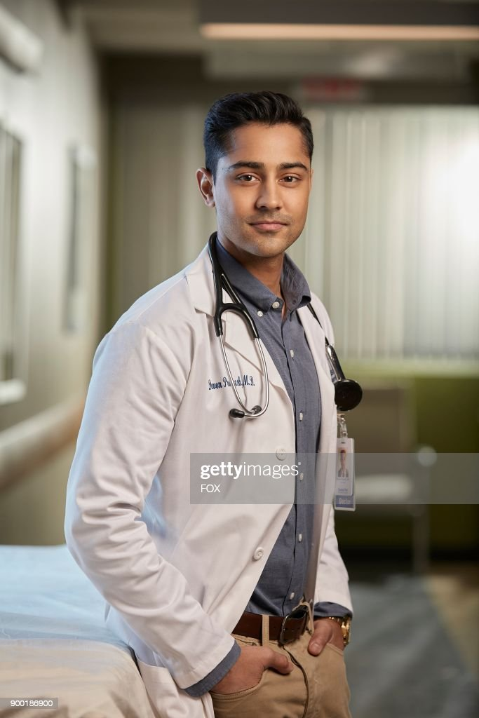 Manish Dayal as Dr. Devon Pravesh in THE RESIDENT premiering Sunday, Jan. 21 (10:00-11:00 PM ET/7:00-8:00 PM PT), following the NFC CHAMPIONSHIP GAME, and makes its time period premiere on Monday, Jan. 22 (9:00-10:00 PM ET/PT).on FOX.