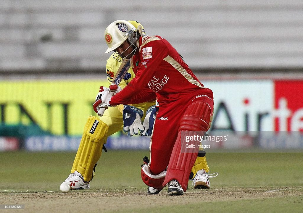 Chennai Super Kings v Royal Challengers: 2010 Champions League Semi Final
