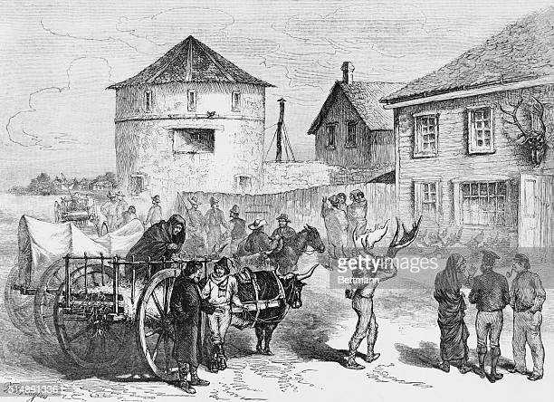 Manitoba, Canada, strategically located along the Hudson Bay, was the center of the Northwest fur trade starting from the 1600's and later was the...